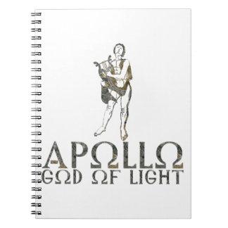Apolo Libretas Espirales