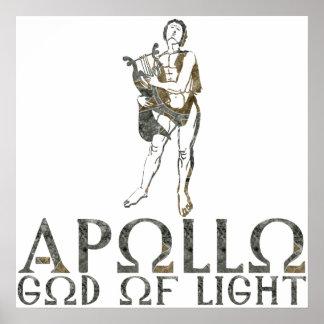 Apolo Póster