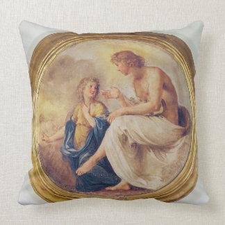 Apolo y Phaethon, c.1634 (fresco) Cojin