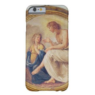 Apolo y Phaethon, c.1634 (fresco) Funda De iPhone 6 Barely There