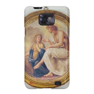 Apolo y Phaethon, c.1634 (fresco) Samsung Galaxy SII Carcasas