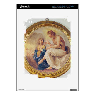 Apolo y Phaethon, c.1634 (fresco) iPad 3 Pegatinas Skins