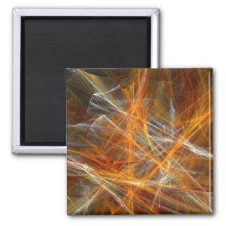 'Apoph0011' 2 Inch Square Magnet