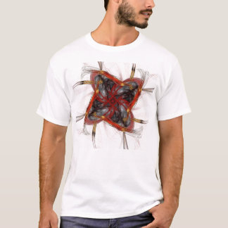 Apophysis-100524-206  Dragon Claws T-Shirt