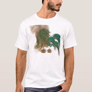 Apophysis-100603-328  Peacock grass T-Shirt