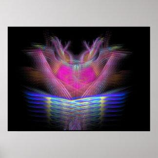 Apophysis-100603-501 Neon Poster