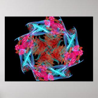 Apophysis-100627-101 Pinken Print