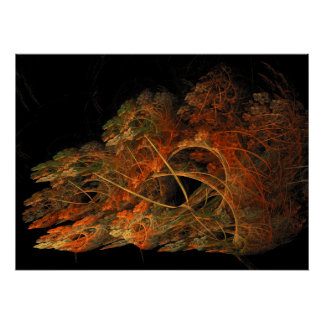 Apophysis-100703-2  ForestFire Posters