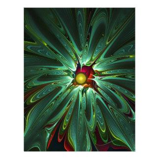 apophysis-421981 DIGITAL apophysis fractal flower Letterhead