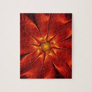 apophysis-421984 FIRE RED DIGITAL FLOWER apophysis Puzzles