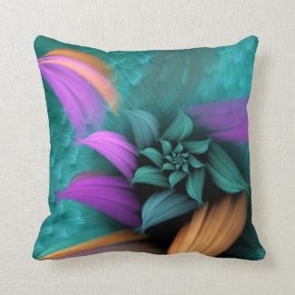 Apophysis Flower Pillow