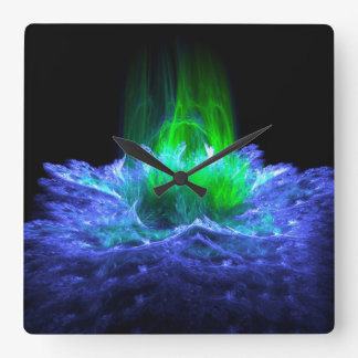 Apophysis Square Wall Clock