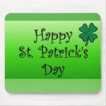 &apos felices de St Patrick; día de s Alfombrilla De Ratones