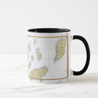 Apostle Islands Nautical Chart Mug Lake Superior