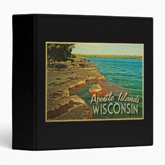 Apostle Islands Wisconsin Binder
