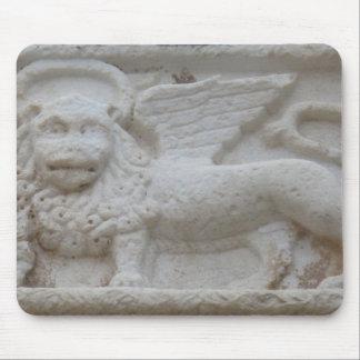 Apostle Mark Statue Napoli, Greece Mouse Pad