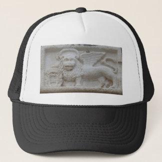 Apostle Mark Statue Napoli, Greece Trucker Hat