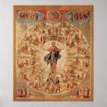 Apostle Preaching Poster