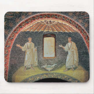 Apostles, 5th century (mosaic) mouse pad