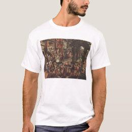 Apostles John and Peter T-Shirt