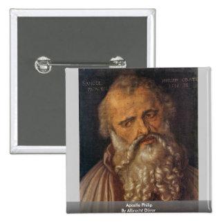 Apóstol Philip de Albrecht Dürer Pin