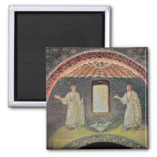 Apóstoles, siglo V (mosaico) Imán De Frigorífico