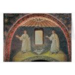Apóstoles, siglo V (mosaico) Tarjeta De Felicitación