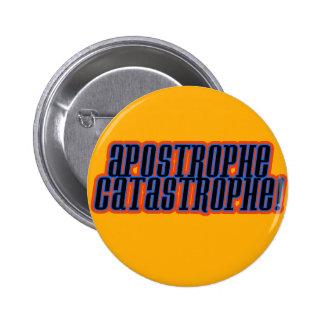 Apostrophe Catastrophe! Button