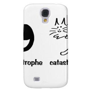 apostrophe catastrophe galaxy s4 cover