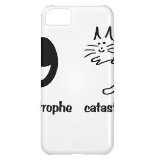 apostrophe catastrophe iPhone 5C cover