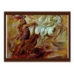 Apoteosis de Hércules de Rubens Peter Paul Postal