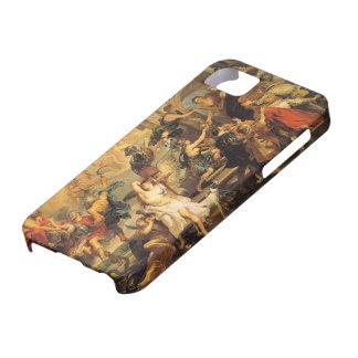 Apoteosis de Peter Rubens- del Enrique IV iPhone 5 Carcasas