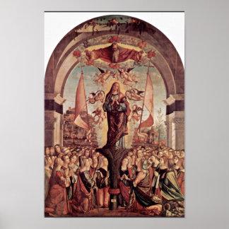 Apoteosis de Santa Ursula de Carpaccio Vittore Impresiones