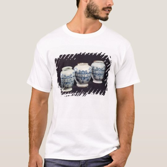 Apothecaries' drug jars, c.1740 T-Shirt