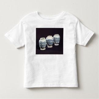 Apothecaries' drug jars, c.1740 toddler t-shirt