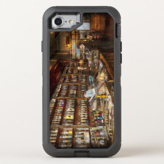 Apothecary - A vist to the chemist 1913 OtterBox Defender iPhone 8/7 Case
