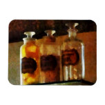 Apothecary Bottles Magnet