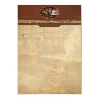Apothecary - Cocke drugs apothecary 1895 Card
