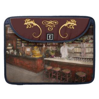 Apothecary - Cocke drugs apothecary 1895 MacBook Pro Sleeve