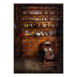 Apothecary - Just the usual selection Print