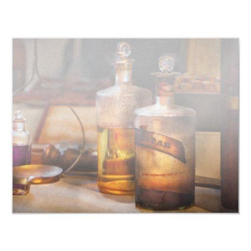 Apothecary - Magic Elixir 4.25x5.5 Paper Invitation Card