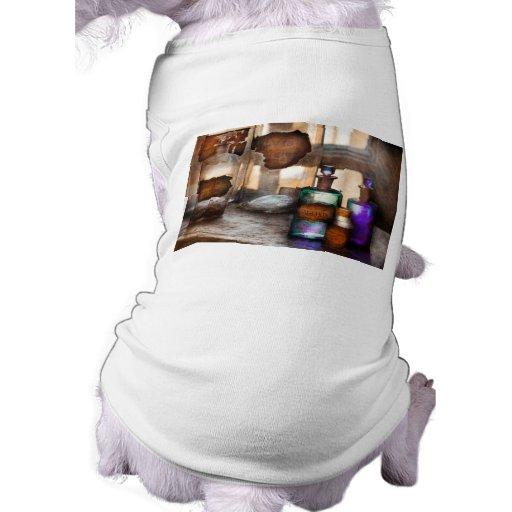 Apothecary - Oleum Rosmarini Dog Shirt