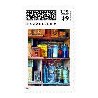 Apothecary Stockroom Postage