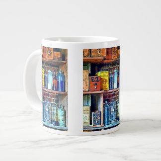 Apothecary Stockroom Jumbo Mugs