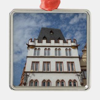 Apotheke an der Steipe Metal Ornament