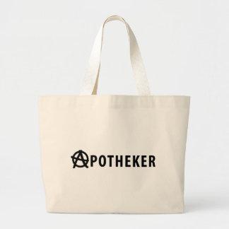 Apotheker icon canvas bags