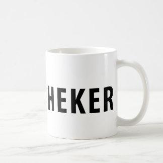 Apotheker icon coffee mug