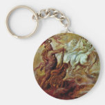 Apotheosis Of Hercules By Rubens Peter Paul Keychains