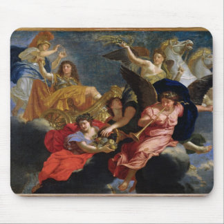 Apotheosis of King Louis XIV of France Mouse Pad
