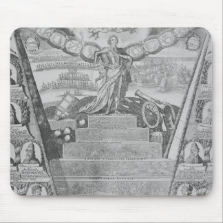 Apotheosis of Peter the Great Mouse Pad